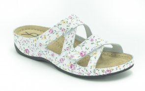 VDG by Kolpa Betti flower slippin sandaler