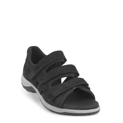 New Feet 181-20-310 black sandaler